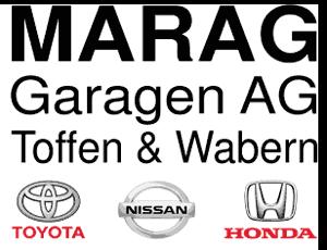 Banner Marag Garagen